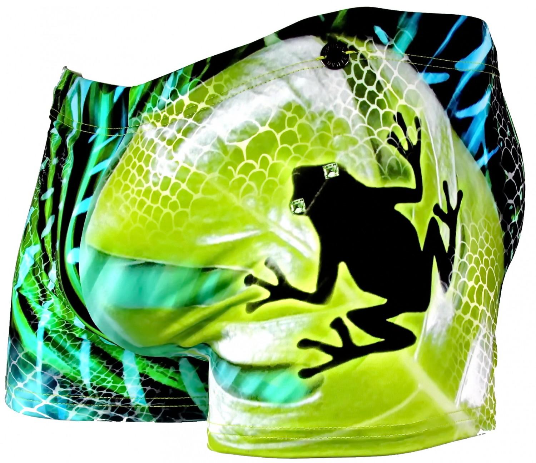 bruno banani badehose swimwear hipster trunk schwimmshort gr n schwarz weiss ebay. Black Bedroom Furniture Sets. Home Design Ideas