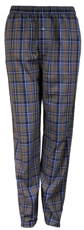 marc o polo gewebte pyjamahose schlafanzug hose homewear grau marine blau gelb rot kariert s m. Black Bedroom Furniture Sets. Home Design Ideas