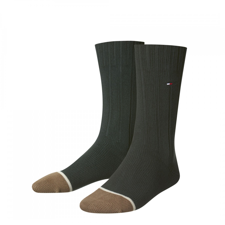 tommy hilfiger socken str mpfe herren warm gr n schwarz meliert fashion socks ebay. Black Bedroom Furniture Sets. Home Design Ideas